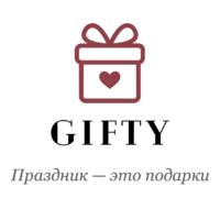 Логотип компании «Gifty»