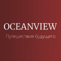 Логотип компании «OceanView»