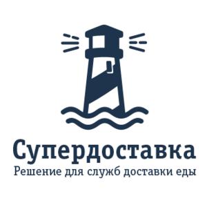 Логотип компании «Супердоставка»