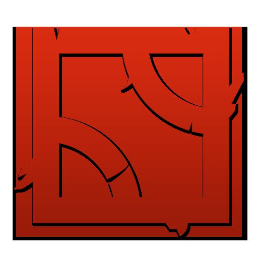 Логотип компании «Dota2.ru»