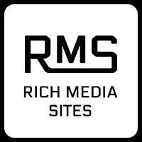 Логотип компании «Rich Media Sites»