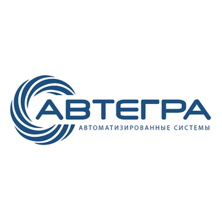 Логотип компании «Автегра»