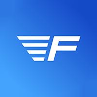 Логотип компании «FASTVPS»