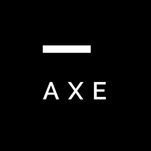 Логотип компании «AXE-WEB»