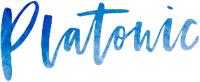 Логотип компании «Platonic»