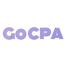 Логотип компании «GoCPA»
