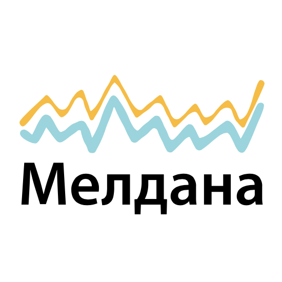 Логотип компании «Мелдана»