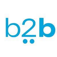 Логотип компании «B2basket»