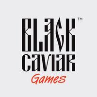 Логотип компании «Black Caviar Games»