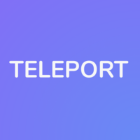 Логотип компании «Teleport Ltd»