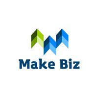 Логотип компании «Make Biz»
