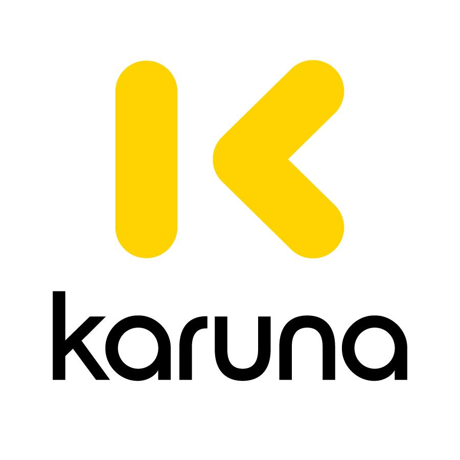 Логотип компании «Karuna»