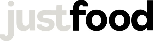 Логотип компании «justfood»