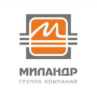 Логотип компании «Миландр»