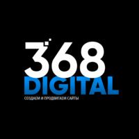 Логотип компании «368 DIGITAL»