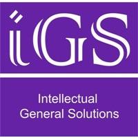 Логотип компании «АйДжиЭс»