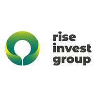 Логотип компании «Rise Invest Group»