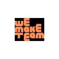 Логотип компании «WeMakeTeam»