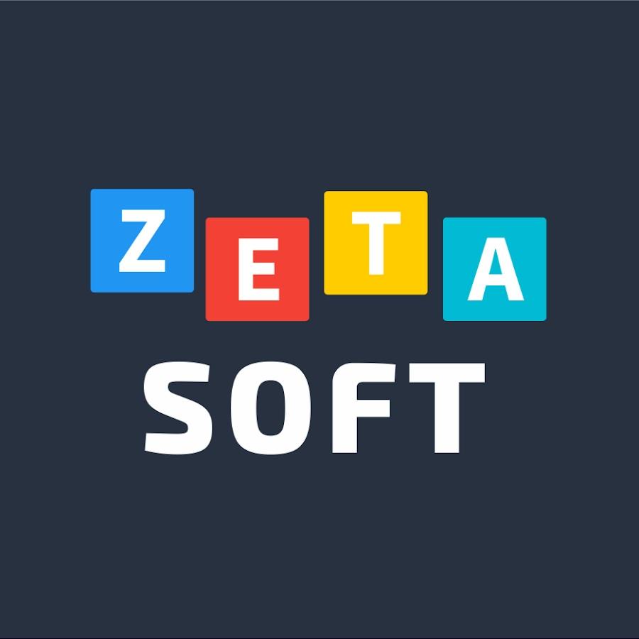 Логотип компании «ZetaSoft»
