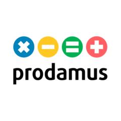Логотип компании «Prodamus»