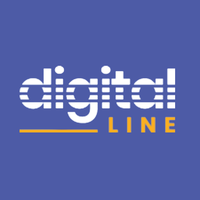 Логотип компании «Digital Line»