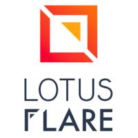 Логотип компании «LotusFlare»