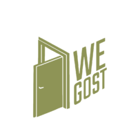 Логотип компании «WeGost»