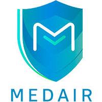 Логотип компании «MEDAIR»