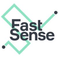 Логотип компании «Fast Sense Studio»