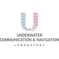 Логотип компании «Лаборатория подводной связи и навигации»