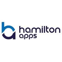 Логотип компании «Hamilton Apps»