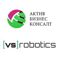 Логотип компании «VSROBOTICS»