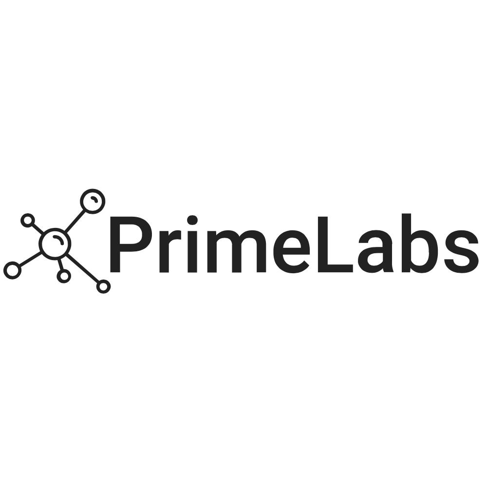 Логотип компании «PrimeLabs»