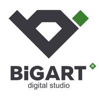 Логотип компании «БигАрт»