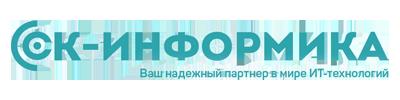 Логотип компании «СК-Информика»