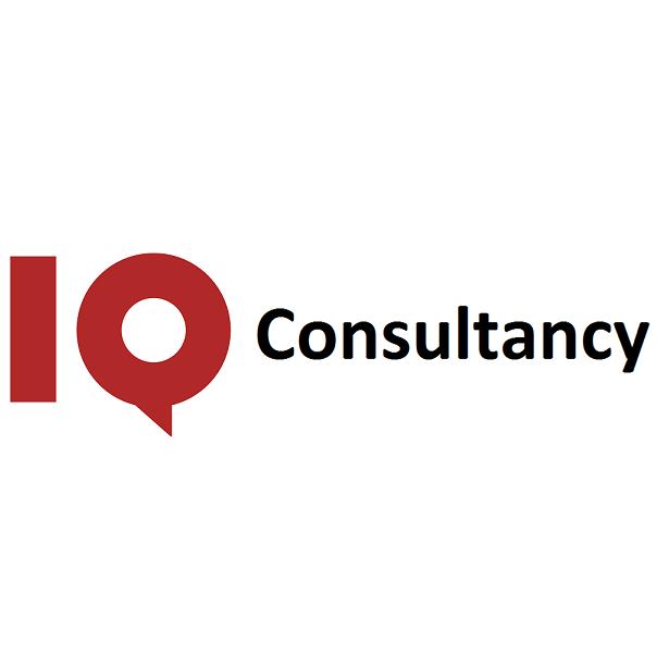 Логотип компании «IQ Consultancy»