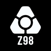 Логотип компании «z98»
