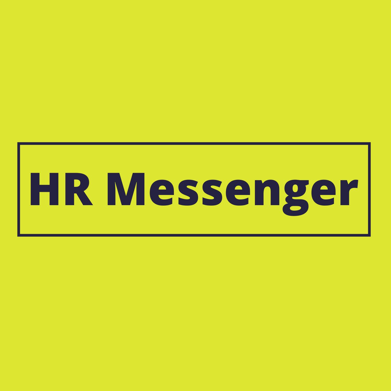 Логотип компании «HRMessenger»