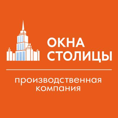 Логотип компании «Окна Столицы»