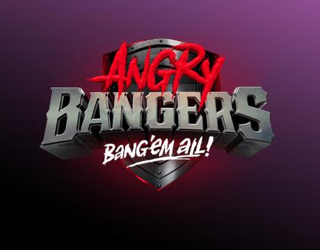 Логотип компании «AngryBangers»