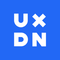 Логотип компании «UXDN»