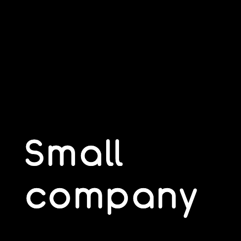 Логотип компании «Small company»