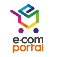 Логотип компании «E-COM PORTAL»