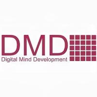 Логотип компании «Digital Mind Development»