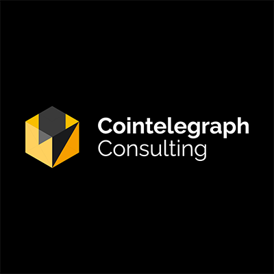 Логотип компании «Cointelegraph Consulting»