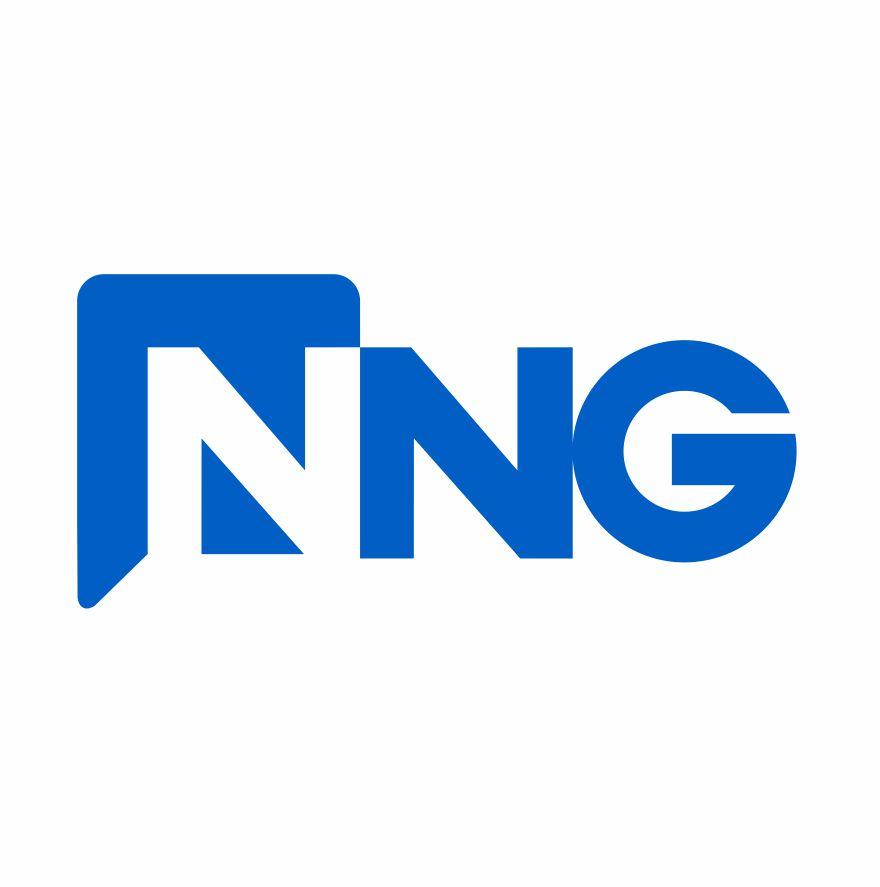 Логотип компании «NNG»