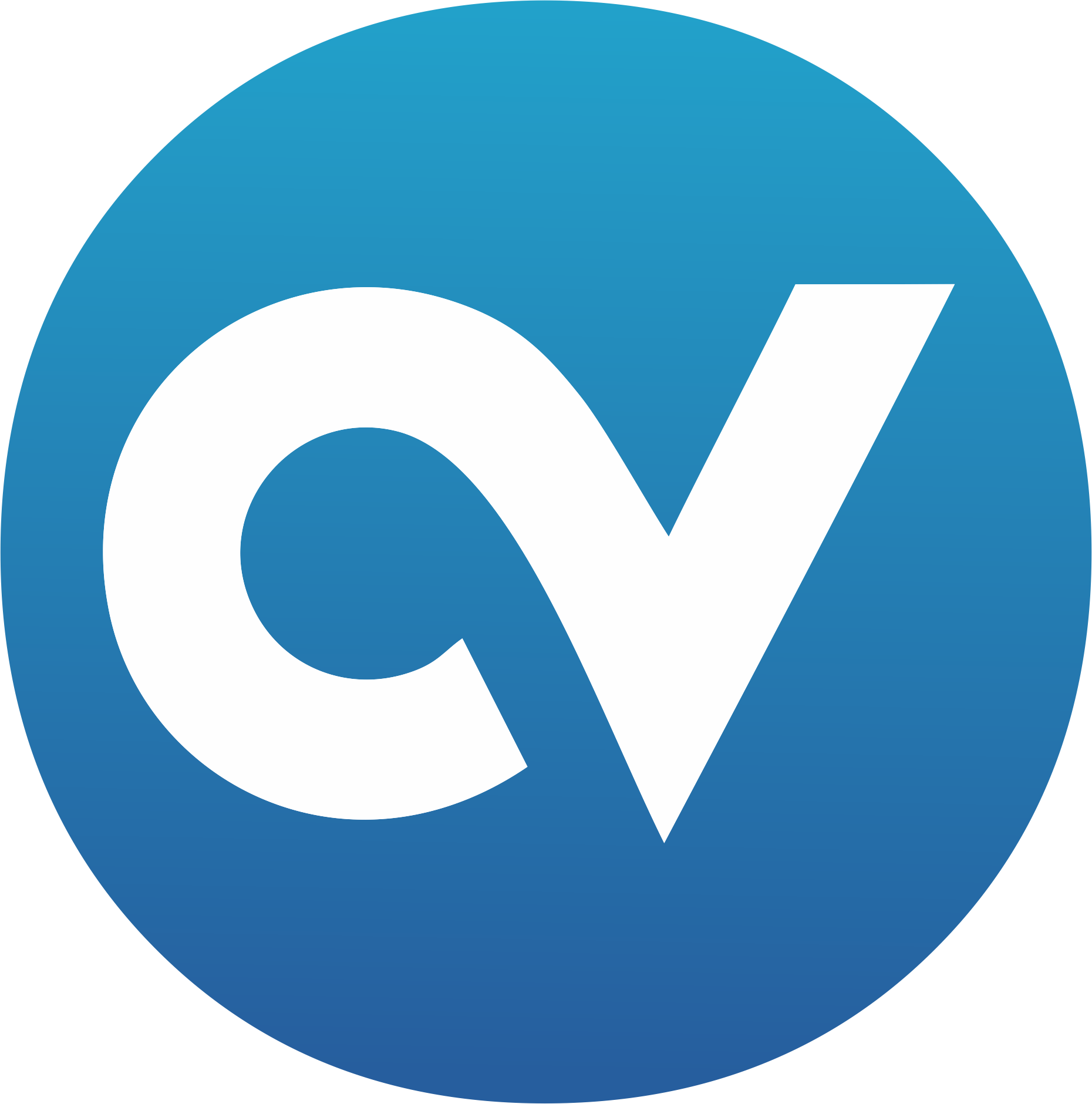 Логотип компании «Coders Valley»