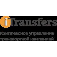 Логотип компании «iTransfers»