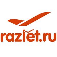 Логотип компании «Разлёт.ру»