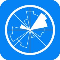 Логотип компании «Windy.app»